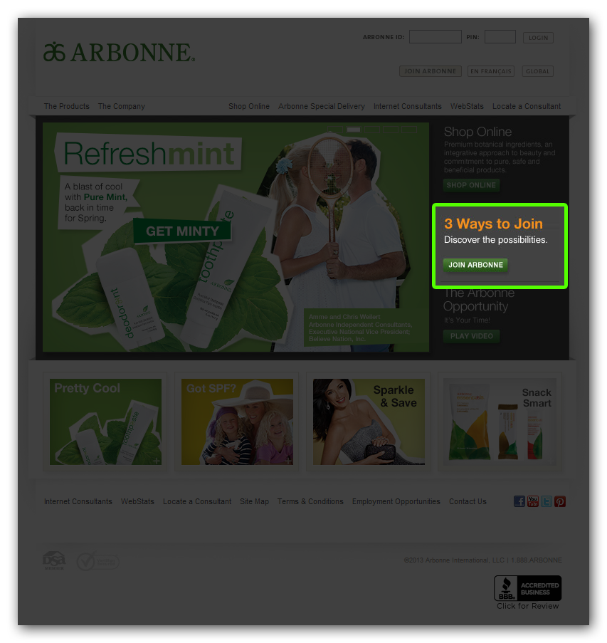 How To Place Your First Arbonne Order – Healthy. Natural. Arbonne.